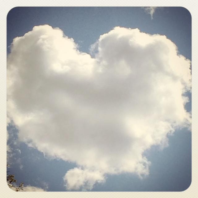coeur nuage